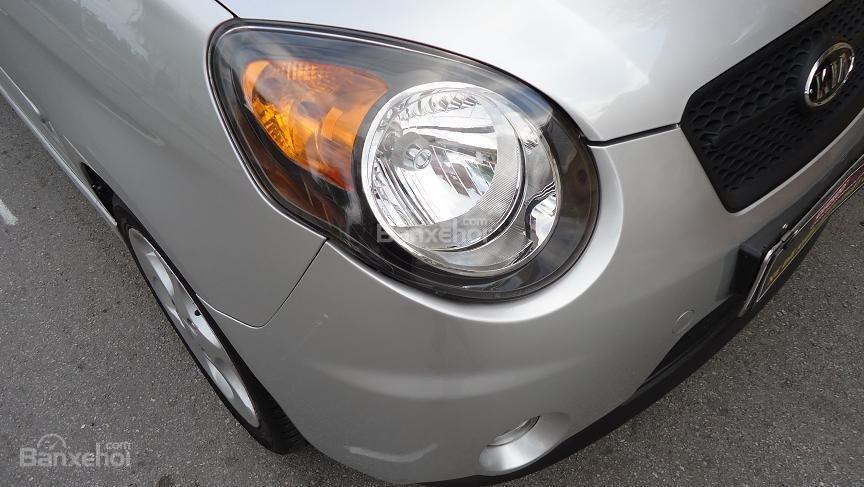 Cần bán xe Kia Morning đời 2013, màu bạc, giá 255tr-1