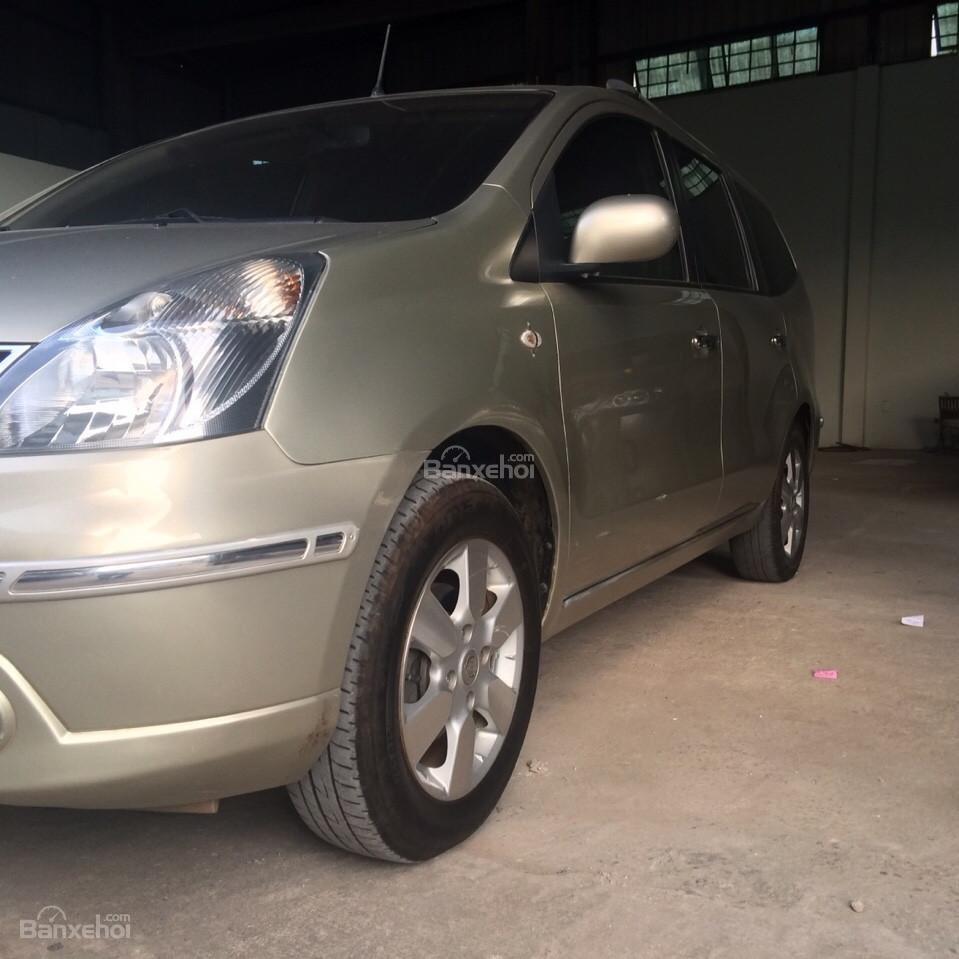 Bán xe Nissan Grand Livina 2011 AT,485 triệu-8