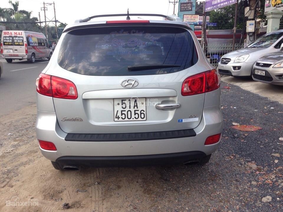 Cần bán lại xe Hyundai Santa Fe đời 2008, nhập khẩu Hàn Quốc còn mới-4