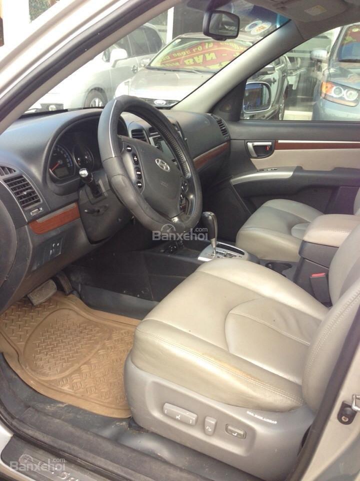 Cần bán lại xe Hyundai Santa Fe đời 2008, nhập khẩu Hàn Quốc còn mới-8