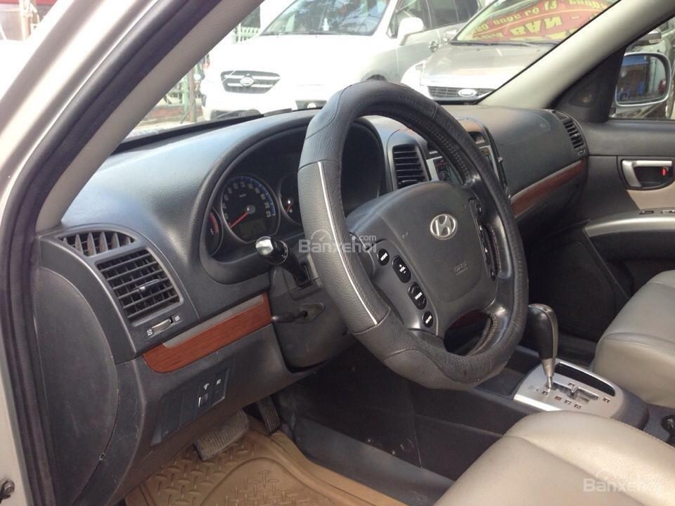 Cần bán lại xe Hyundai Santa Fe đời 2008, nhập khẩu Hàn Quốc còn mới-12