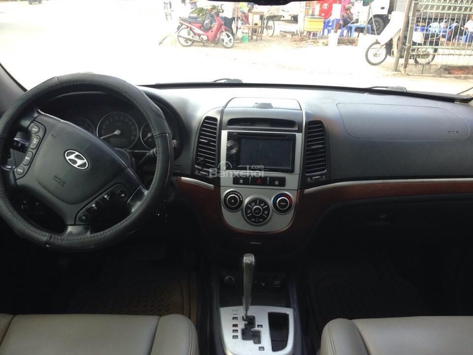 Cần bán lại xe Hyundai Santa Fe đời 2008, nhập khẩu Hàn Quốc còn mới-11