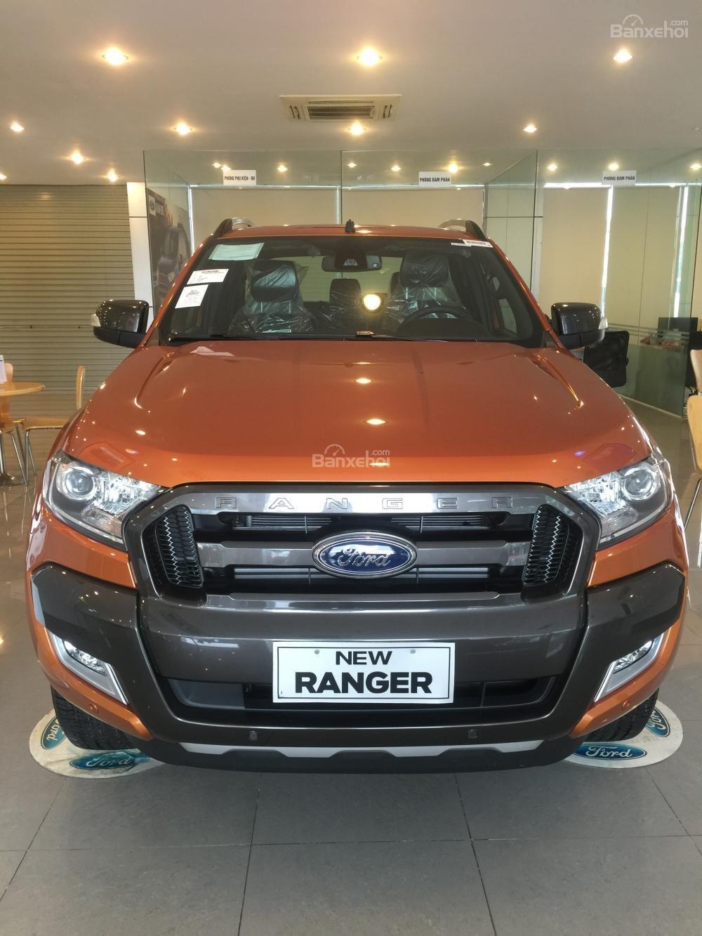 Cần bán Ford Ranger Wildtrak 2015, giá cạnh tranh nhất, đủ màu, đủ phiên bản, giao xe ngay L/H 0946 48 83 83-7