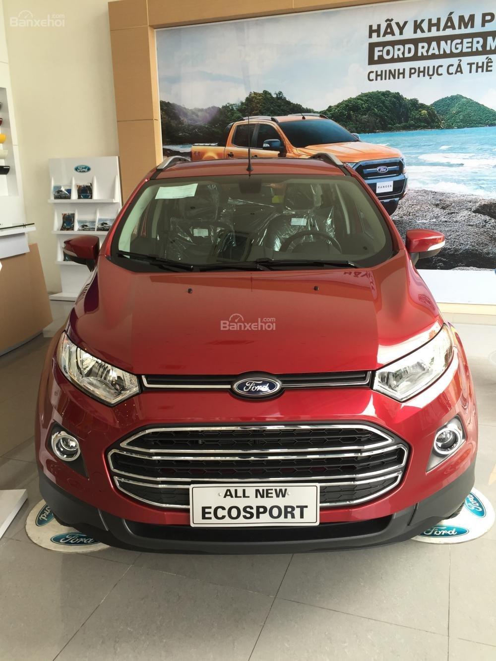 Cần bán Ford EcoSport Trend đời 2016 giá cạnh tranh nhất, giao xe ngay - L/H 0946 48 83 83-1