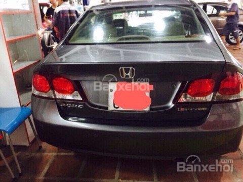 Bán Honda Civic đời 2010, màu đen, nhập khẩu nguyên chiếc-0
