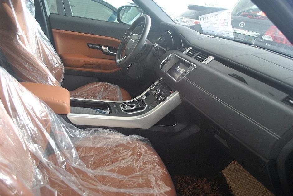Cần bán xe LandRover Range Rover năm 2014, màu đen, xe nhập, chính chủ-3