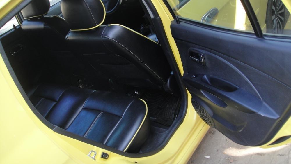 Bán ô tô Kia Morning năm 2009, màu vàng, nhập khẩu-2
