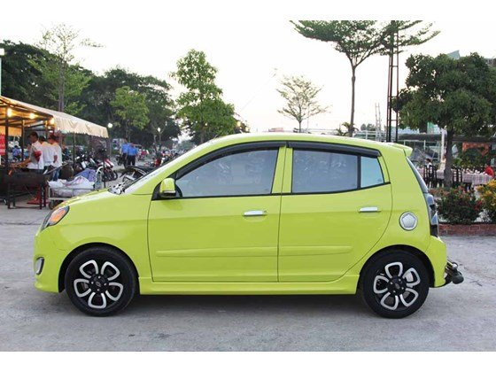 Cần bán gấp Kia Morning đời 2010, nhập khẩu chính hãng, giá 345tr-16