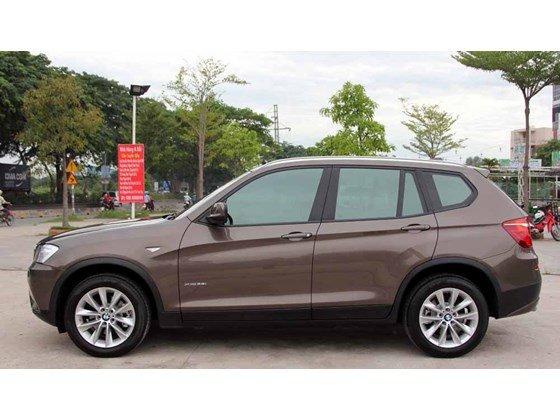 Bán ô tô BMW X3 đời 2012, màu nâu, nhập khẩu chính hãng, số tự động-3