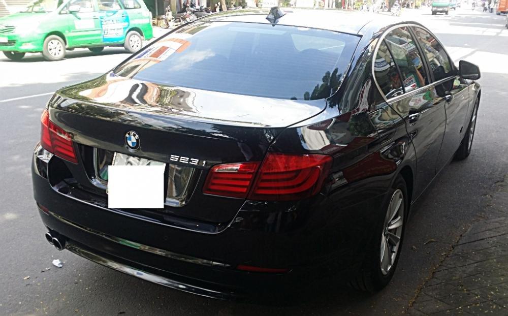 Cần bán gấp BMW 523i sản xuất 2010, màu đen, nhập khẩu chính hãng-2