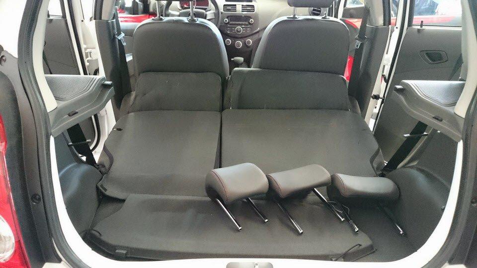Chevrolet Spark 1.0 LTZ hộp số tự động 4 cấp, hệ thống chống bó cứng phanh ABS-5