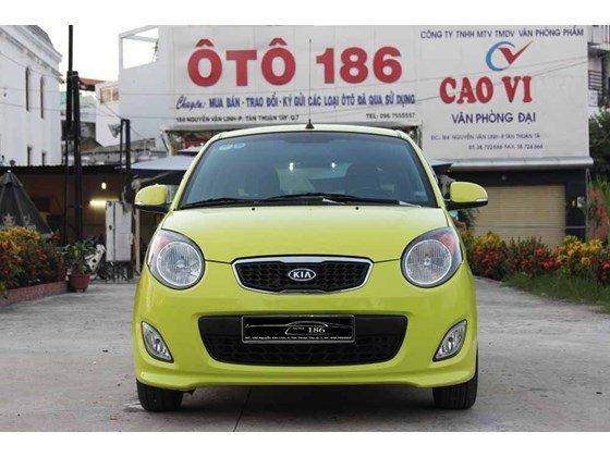 Cần bán gấp Kia Morning đời 2010, nhập khẩu chính hãng, giá 345tr-2