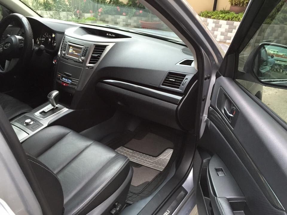 Bán ô tô Subaru Legacy đời 2011, màu xám, xe nhập-7