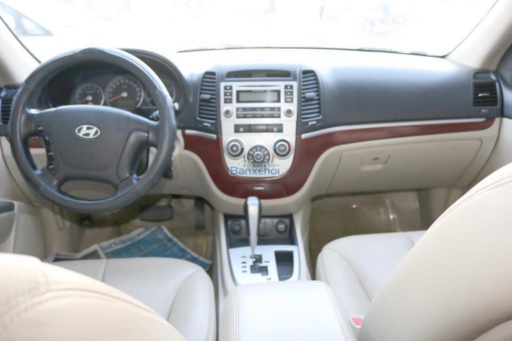 Cần bán Hyundai Santa Fe năm 2007, nhập khẩu nguyên chiếc, giá chỉ 610 triệu-7