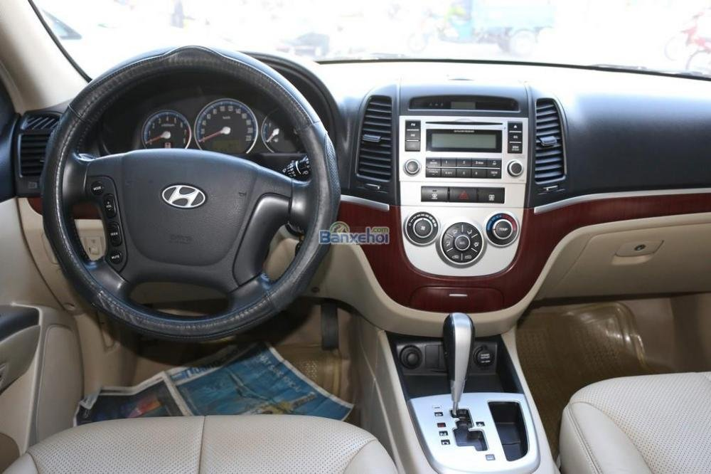 Cần bán Hyundai Santa Fe năm 2007, nhập khẩu nguyên chiếc, giá chỉ 610 triệu-8