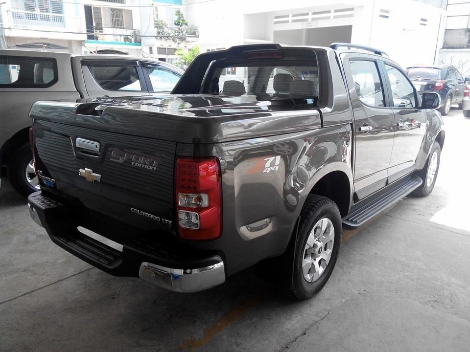 Xe Chevrolet Colorado đời 2015, nhập khẩu chính hãng, giá 719tr-3