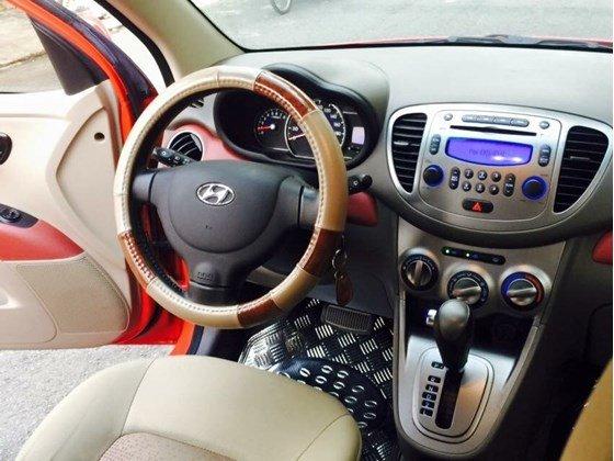 Cần bán Hyundai i10 năm 2012, màu đỏ, nhập khẩu, chính chủ-5