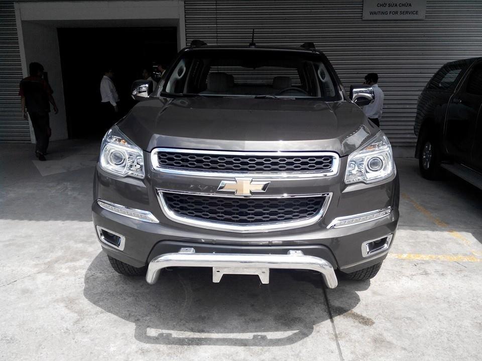 Xe Chevrolet Colorado đời 2015, nhập khẩu chính hãng, giá 719tr-0
