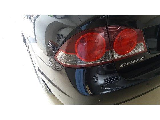 Cần bán Honda Civic sản xuất 2008, màu đen, nhập khẩu chính hãng-2