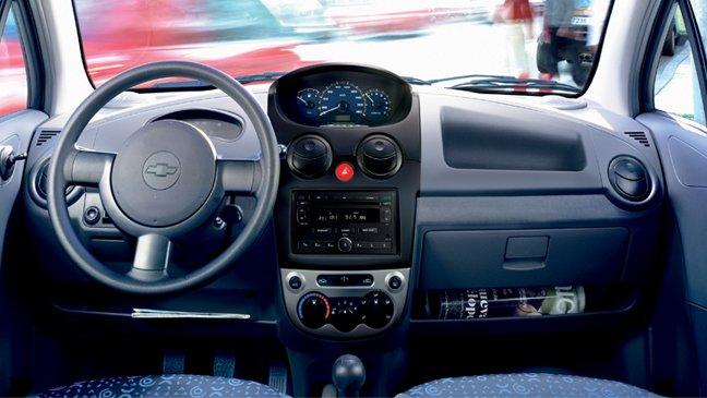 Chevrolet Spark Van 0.8 động cơ: SOHC 0.8 (dung tích xi lanh: 796cc) cần bán-6