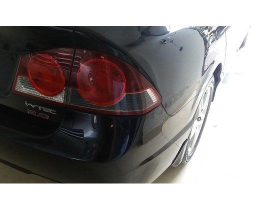 Cần bán Honda Civic sản xuất 2008, màu đen, nhập khẩu chính hãng-3