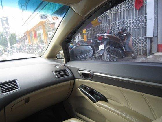 Bán xe Honda Civic đời 2009, màu đen, xe nhập, còn mới-6