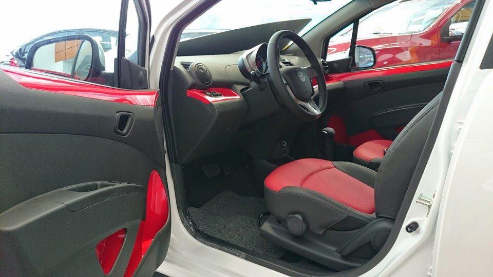Chevrolet Spark 1.0 LTZ hộp số tự động 4 cấp, hệ thống chống bó cứng phanh ABS-1