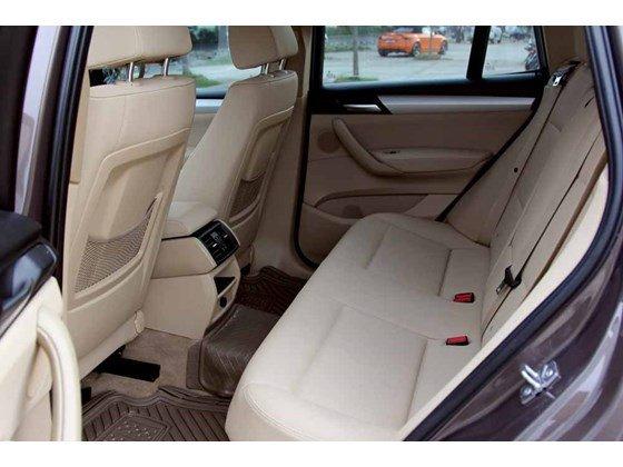 Bán ô tô BMW X3 đời 2012, màu nâu, nhập khẩu chính hãng, số tự động-8