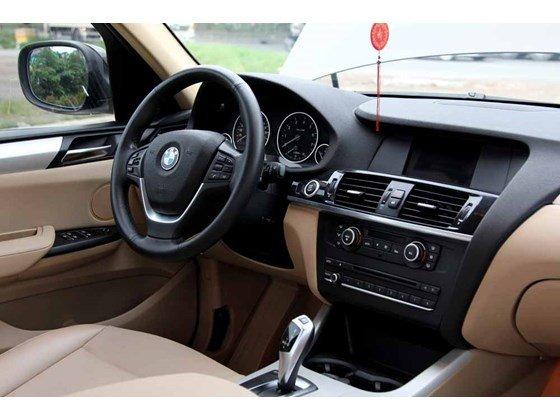 Bán ô tô BMW X3 đời 2012, màu nâu, nhập khẩu chính hãng, số tự động-7