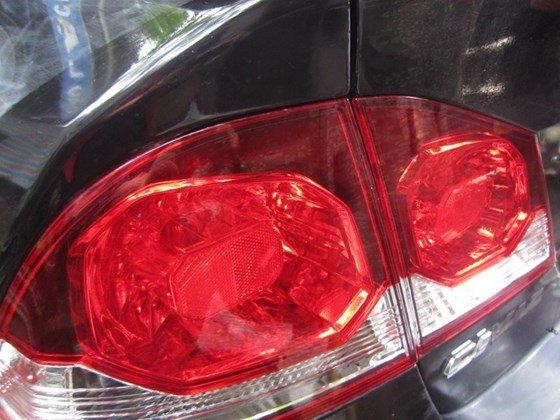 Bán xe Honda Civic đời 2009, màu đen, xe nhập, còn mới-8