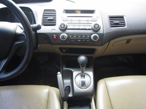 Bán xe Honda Civic đời 2009, màu đen, xe nhập, còn mới-12