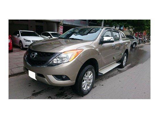 Bán xe Mazda BT 50 đời 2013, nhập khẩu, số tự động-0