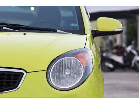 Cần bán gấp Kia Morning đời 2010, nhập khẩu chính hãng, giá 345tr-3