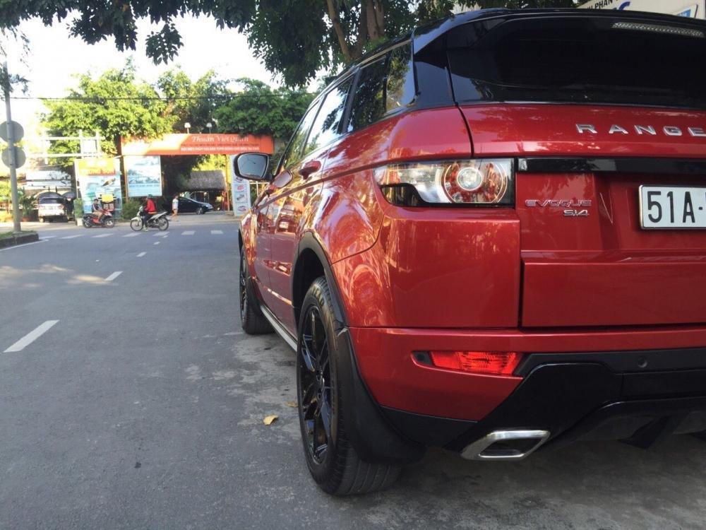 Cần bán xe LandRover Range Rover đời 2013, màu đỏ, nhập khẩu-9