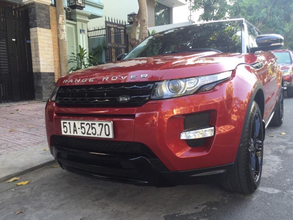 Cần bán xe LandRover Range Rover đời 2013, màu đỏ, nhập khẩu-1