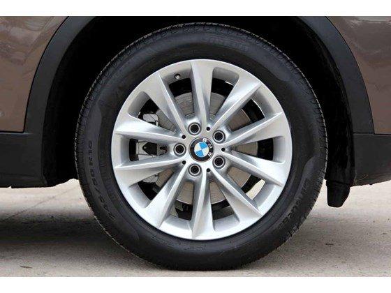 Bán ô tô BMW X3 đời 2012, màu nâu, nhập khẩu chính hãng, số tự động-19