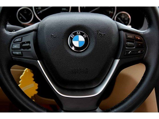 Bán ô tô BMW X3 đời 2012, màu nâu, nhập khẩu chính hãng, số tự động-10