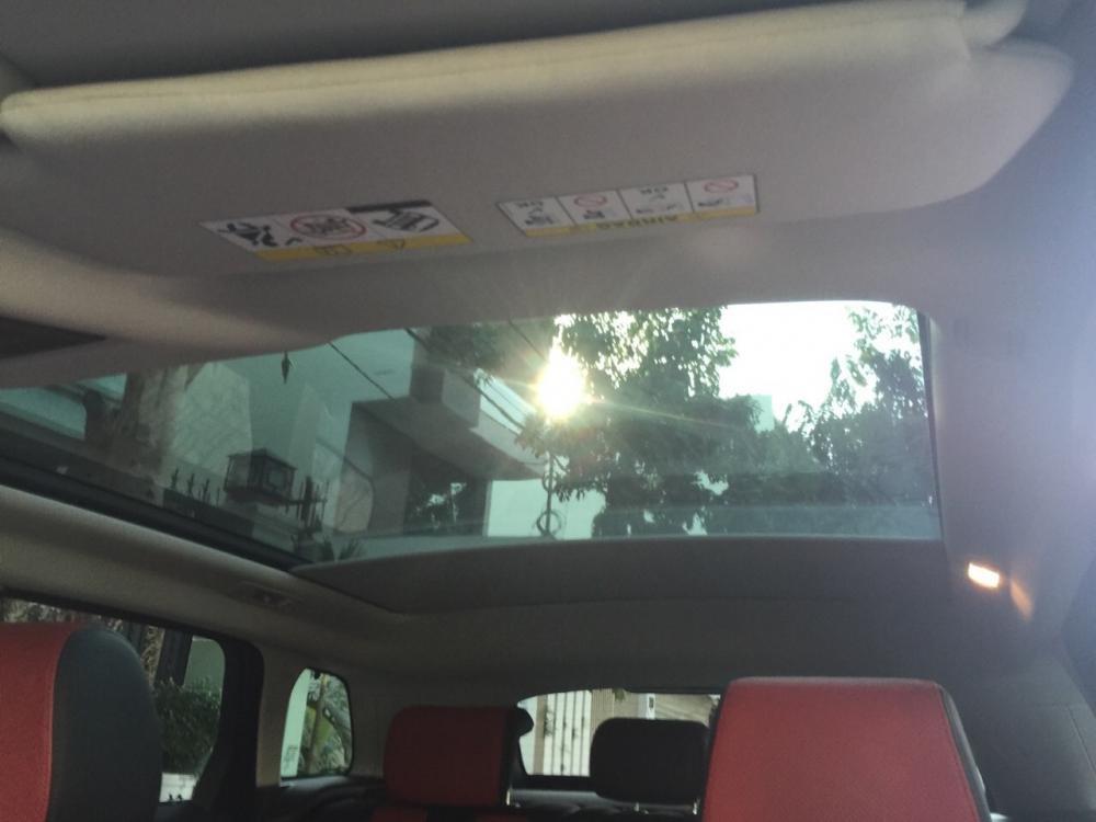 Cần bán xe LandRover Range Rover đời 2013, màu đỏ, nhập khẩu-3