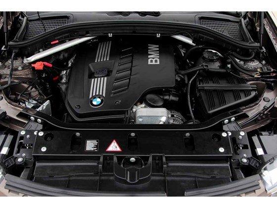 Bán ô tô BMW X3 đời 2012, màu nâu, nhập khẩu chính hãng, số tự động-20