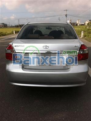 Cần bán xe Daewoo Gentra SX 1.5 MT đời 2009, màu bạc, chính chủ-3