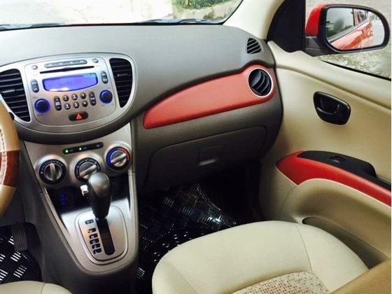 Cần bán Hyundai i10 năm 2012, màu đỏ, nhập khẩu, chính chủ-6