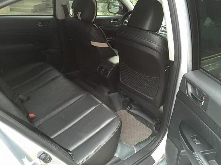 Bán ô tô Subaru Legacy đời 2011, màu bạc, xe nhập-8