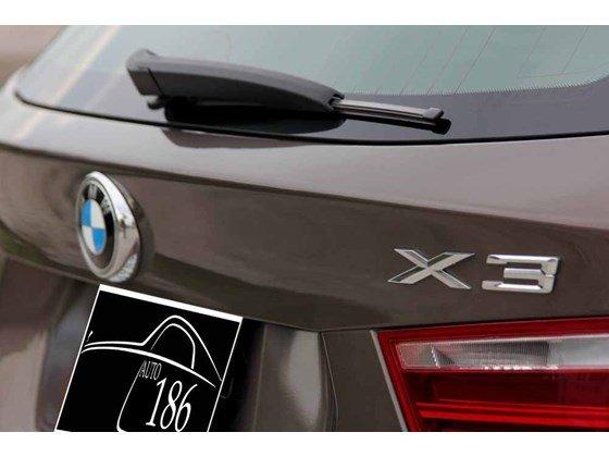 Bán ô tô BMW X3 đời 2012, màu nâu, nhập khẩu chính hãng, số tự động-24