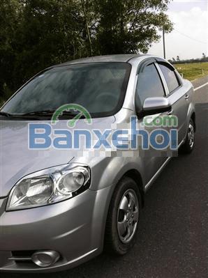 Cần bán xe Daewoo Gentra SX 1.5 MT đời 2009, màu bạc, chính chủ-6