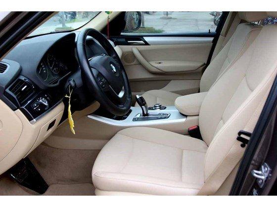 Bán ô tô BMW X3 đời 2012, màu nâu, nhập khẩu chính hãng, số tự động-23