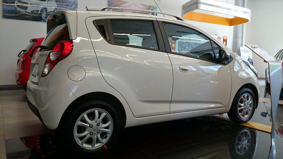 Chevrolet Spark 1.0 LTZ hộp số tự động 4 cấp, hệ thống chống bó cứng phanh ABS-7