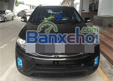 Cần bán xe Kia Sorento đời 2015, màu đen, 868 triệu-3