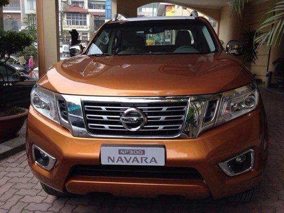 Bán xe Nissan Navara đời 2015, màu trắng, nhập khẩu-2