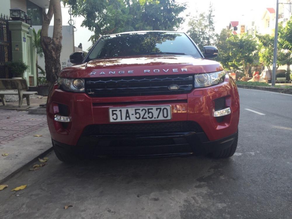 Cần bán xe LandRover Range Rover đời 2013, màu đỏ, nhập khẩu-0