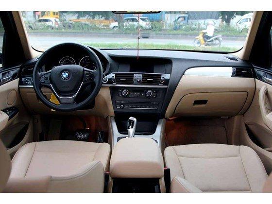 Bán ô tô BMW X3 đời 2012, màu nâu, nhập khẩu chính hãng, số tự động-22